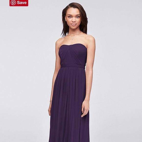 928ace0833c David s Bridal Dresses   Skirts - David s Bridal Versa Convertible ...